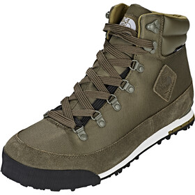 The North Face Back-To-Berkeley NL Shoes Men tarmac green/fir green